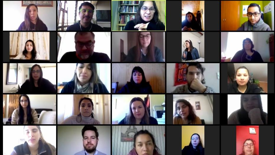Capacitación Golden School